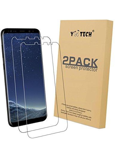Amazon Galaxy S8 Plus Schutzfolie Freebie 2er Pack