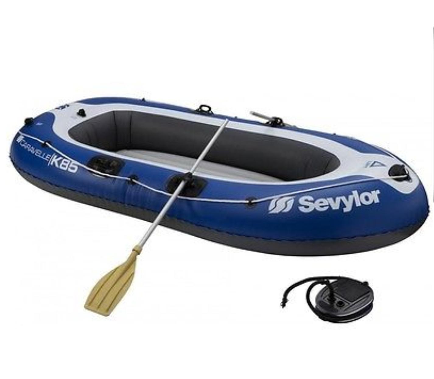 [eBay] Sevylor CARAVELLE KK85 SPORT - Schlauchboot für 3 Personen