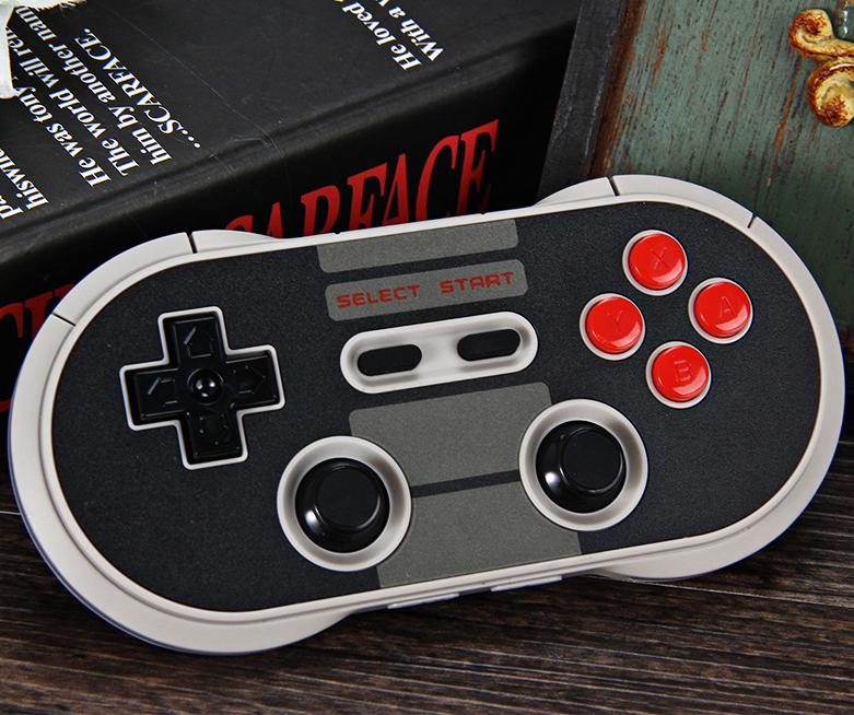 8Bitdo NES30 Pro (Switch Pro Controller Alternative) für 24,53€ (PVG 37€)