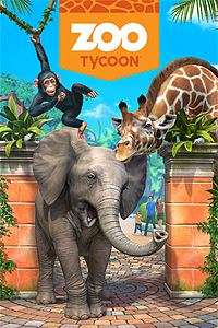Xbox One Zoo Tycoon kostenlos für Gold Mitglieder