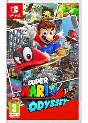 Super Mario Odyssey (Switch) für 48,43€ inkl. VSK (Base.com)