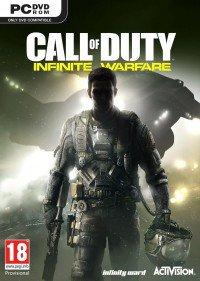 Call of Duty: Infinite Warfare inkl. Terminal Bonus Map (Steam) für 7,40€ (CDKeys)
