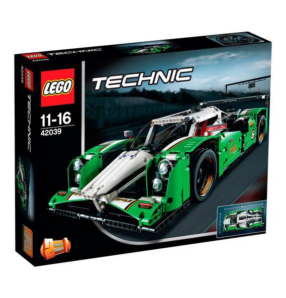 LEGO Technic Langstrecken-Rennwagen 42039 für 73,94€ [Galeria Kaufhof]