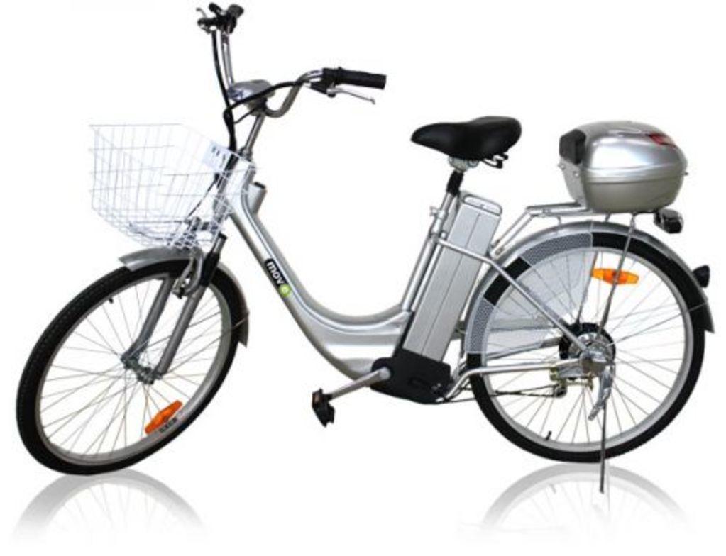 E-Bike / Pedelec Rakete @real.de