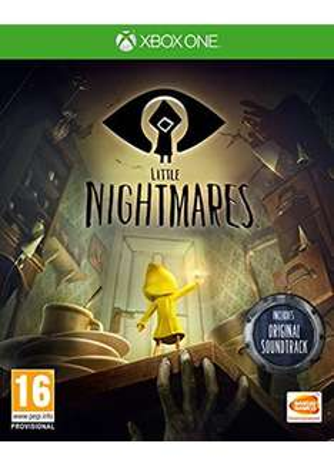 Little Nightmares Standard Edition (Xbox One) für 18,61€ inkl. VSK (Base.com)