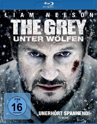 [Amazon Prime] The Grey - Unter Wölfen [Blu-ray]