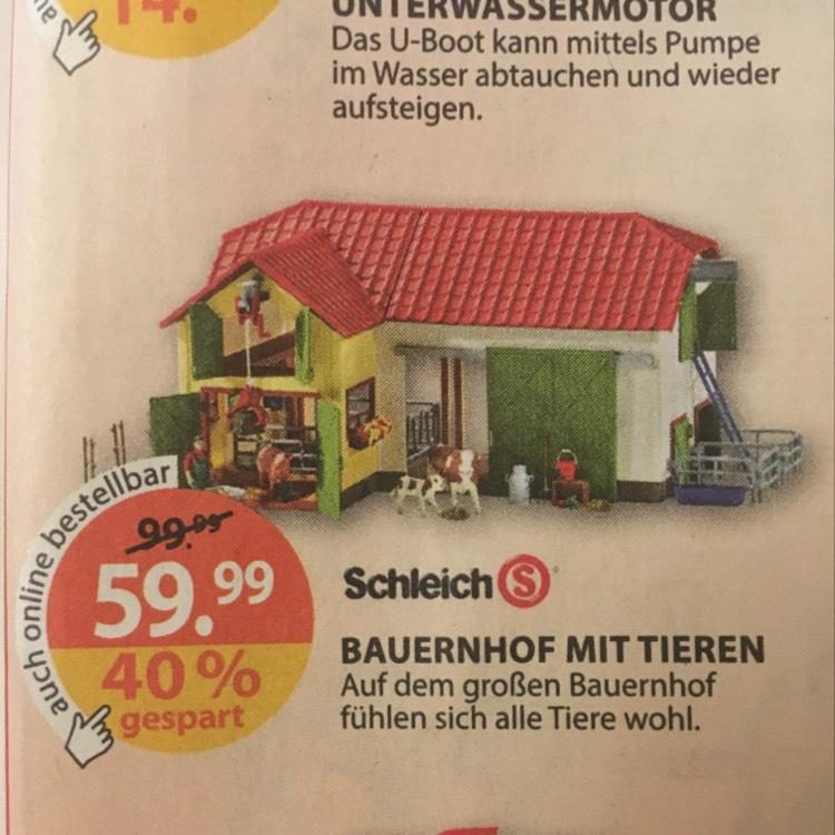 Schleich Großer Bauernhof (42333)