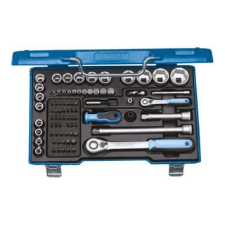 Gedore 19 V20U-20 Steckschlüsselsatz 81 Teile fürn Fuffi weniger