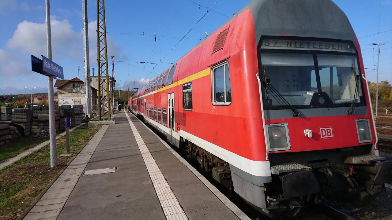 Einser-Schüler fahren am Montag, 26. Juni kostenlos Bahn (Nahverkehr in ganz Sachsen, Sachsen-Anhalt und Thüringen verbundübergreifend)