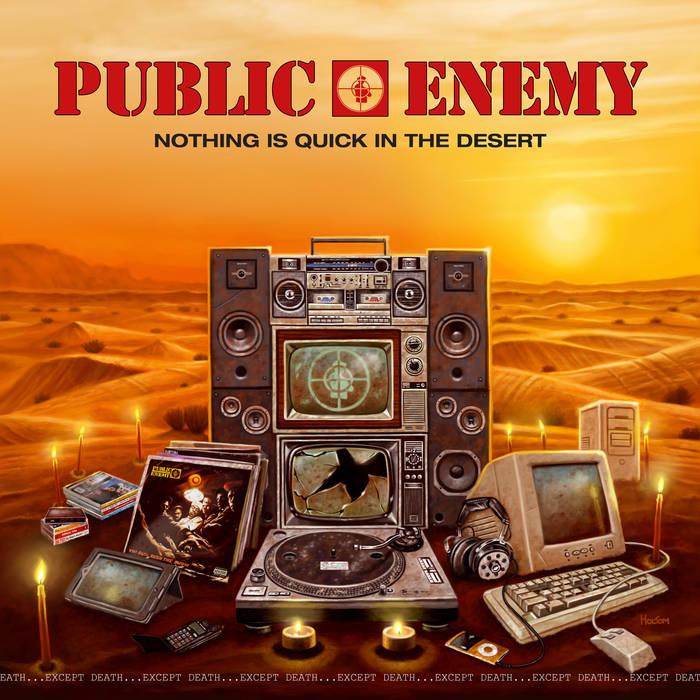 Das neue Public Enemy Album kostenlos zum Download! [bandcamp.com]
