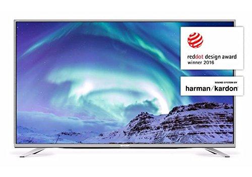 "SHARP LC55CUF8472ES TV LED 4K UHD 139 cm (55"") -  Sound by Harman Kardon - Smart TV [ Real- Offline]"
