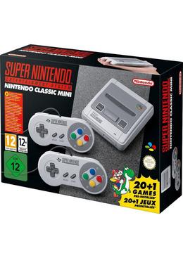 Nintendo Super Nintendo Entertainment Classic Mini für 102,98 Euro