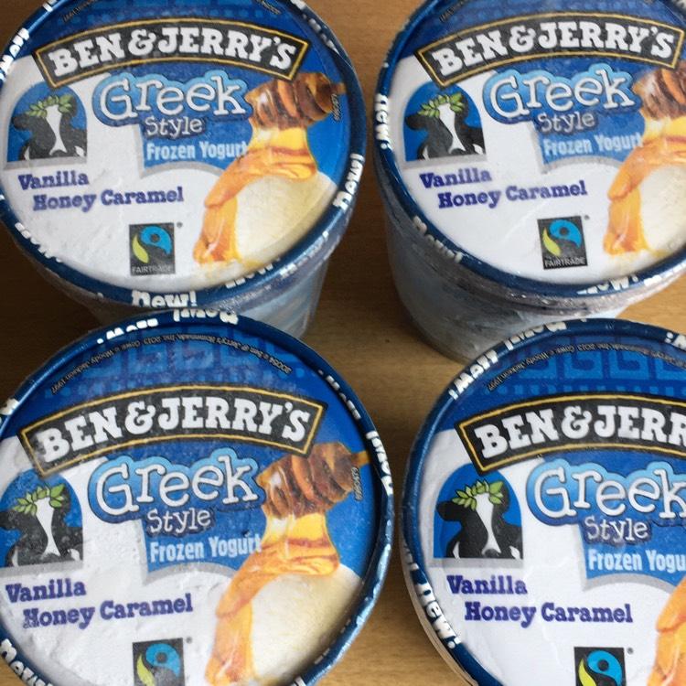 """Lokal bei Kaas in NRW """"Ben & Jerry's Frozen Yogurt"""" für 1,50 EUR"""