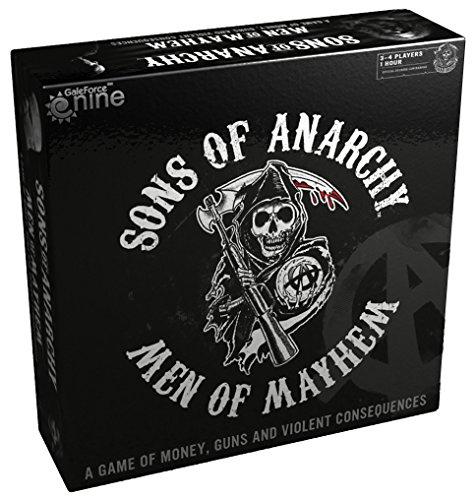 [Brettspiel] Sons of Anarchy - Men of Mayhem Boardgame (engl.)