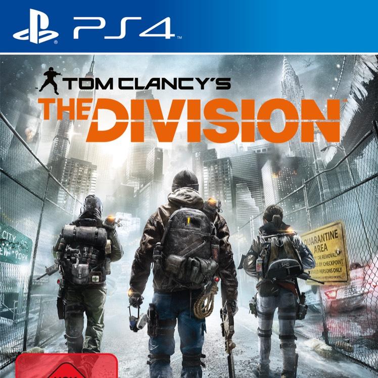 [Medimops] The Division PlayStation 4