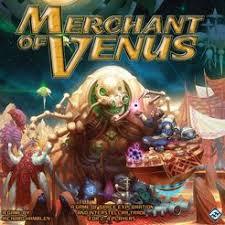 Gute Brettspiel Angebote bei Milan-Spiele (Merchant of Venus, Galaxy Defenders, Witness, ...)