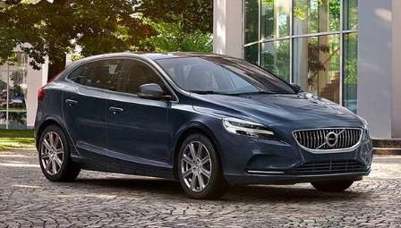 """[Privat- & Gewerbeleasing] Volvo V40 D3 Momentum mit 150 PS und Voll-LED Scheinwerfern """"Thors-Hammer"""" für 183€ / Monat bei 24 Monaten"""