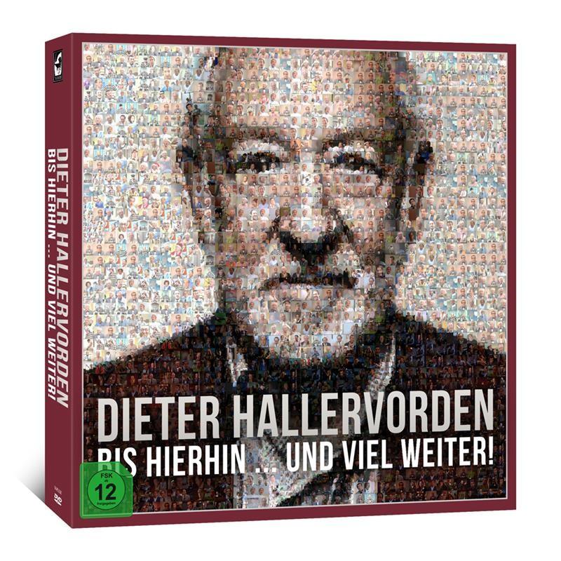 Dieter Hallervorden - Bis hierhin und viel weiter! (Limited Box Set, 44 DVDs)