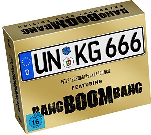 Bang Boom Bang (Limited Grabowski Gold Edition) [5 DVDs + 1 CD]