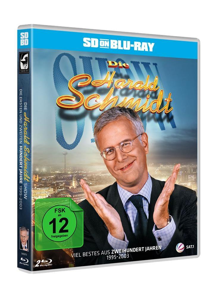Die Harald Schmidt Show - Viel Bestes aus Zweihundert Jahren 1995-2003 (SD on Blu-ray)