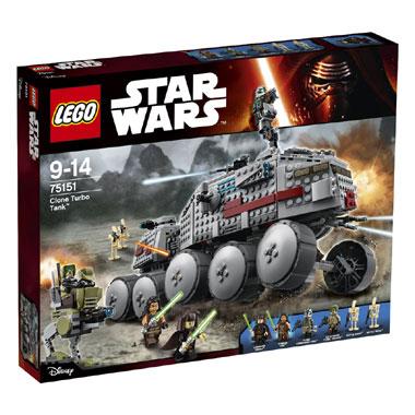 [Intertoys] Lego 75151 Star Wars Clone Turbo Tank für 69,98 Euro
