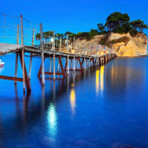 Pink Panther Apartments auf Zakynthos (Griechenland): 7 Nächte für zusammen 31,50 € pP im Oktober
