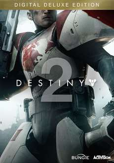 [Gamesplanet.com] Destiny 2 Digital Deluxe Edition aktuell 5% Nachlass