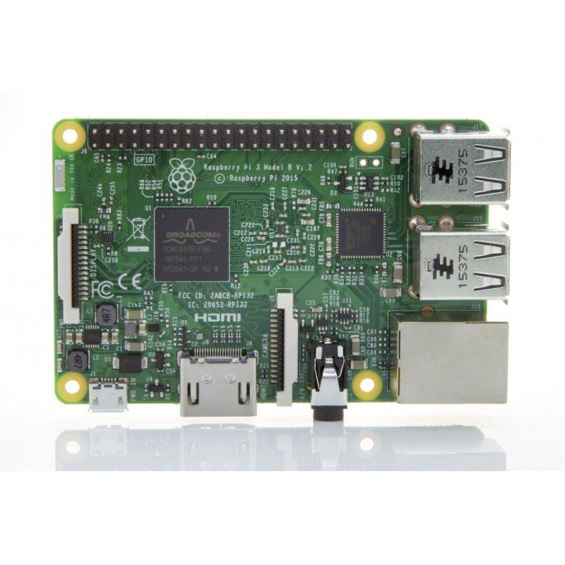 Raspberry Pi 3 Modell B wieder für 33€ VSK frei aus DE! [armboard/rasppishop]