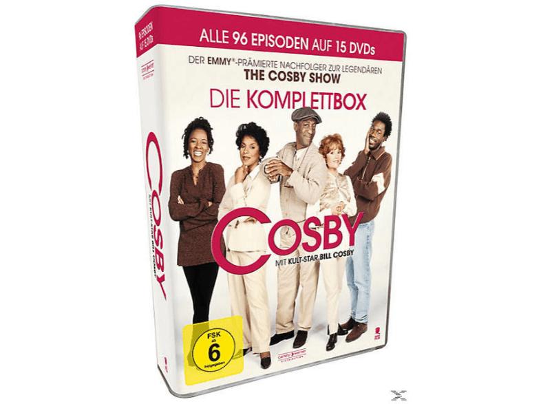 Cosby - Die Komplett-Box [DVD] für 17€ inkl. Versand bei [Media Markt]
