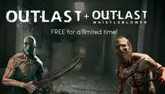 Outlast: Deluxe Edition (Outlast + Whistleblower DLC) kostenlos [Steam] [Humble Store]