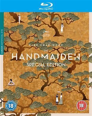 The Handmaiden (2016) (Special Edition, 2 Blu-rays) bei CeDe.de