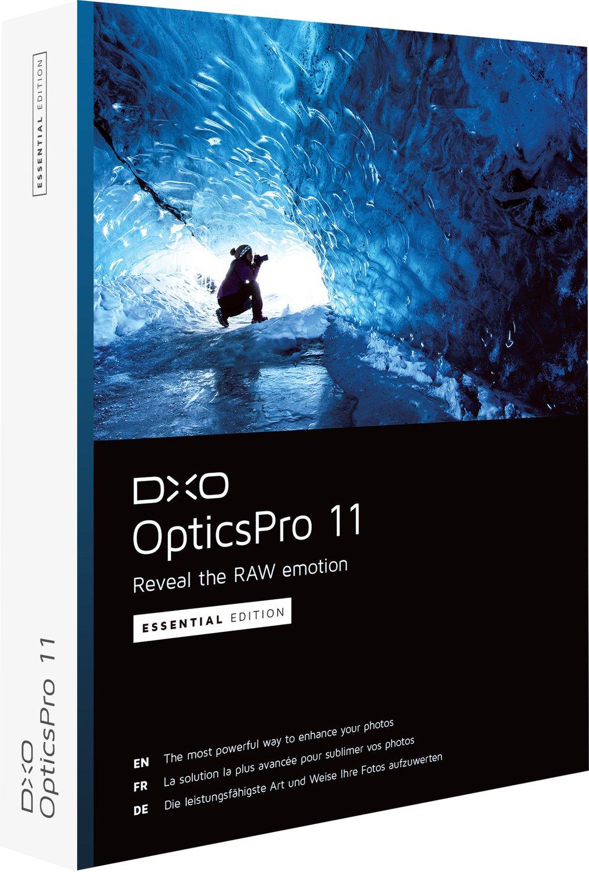 DXO Optics Pro 11 Essential gratis (RAW-Editor)