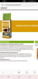 0.70 € Cashback auf Etiquable Kaffe [Coupies]