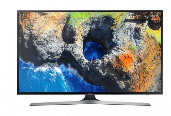 Samsung UE40MU6179 4K UHD Smart TV / Energieklasse A für 469,00 € inkl. VSK