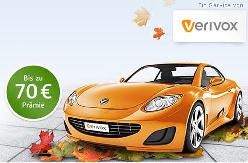 KFZ / Auto Versicherung: Über web.de + gmx.de 50€ Tankgutschein (Premium: 70€)