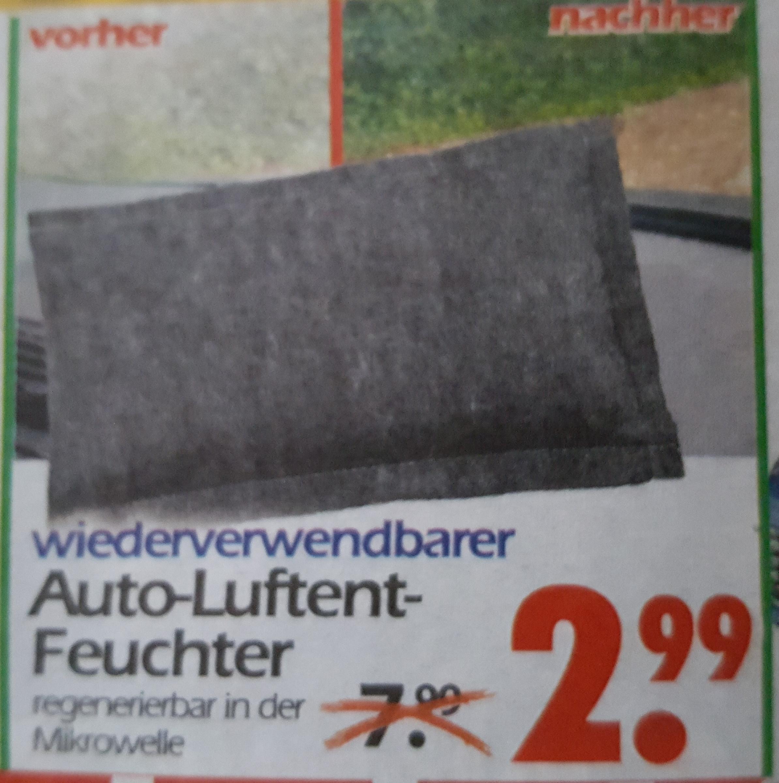 [Wreesmann Sonderposten ,offline] Auto Luftentfeuchter 2,99