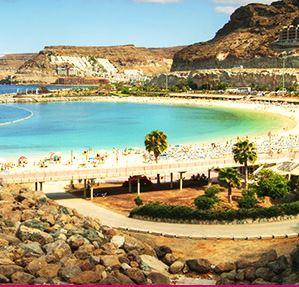 1 Urlaubswoche auf Gran Canaria + Stand-Up-Paddling-Schnupperstunde ab 299€ p.P.