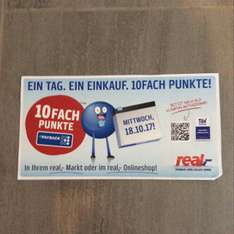 (Real-Payback) 10-Fach Payback Punkte am 18.10