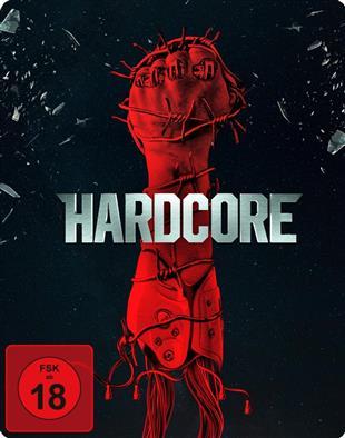 Hardcore Limited Steelbook (Blu-ray) für 10,99€ (CeDe) oder Hardcore (exklusives Müller Steelbook) (Blu-ray) für 9,99€ (Müller)