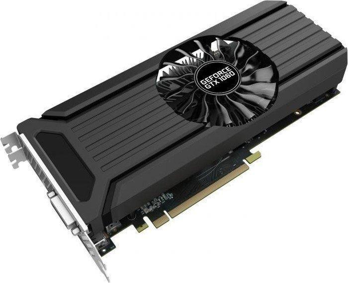 Palit GeForce GTX 1060 StormX (6GB) ab 241,27€ [Mindfactoy Midnight]