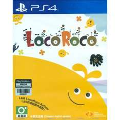 LocoRoco - Remastered (PS4) @Play-Asia
