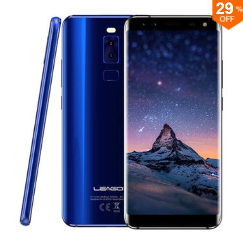 [Banggood PRESALE] LEAGOO S8 für 116,04€ oder S8 Pro für 232,33€ (Beide mit Band20)