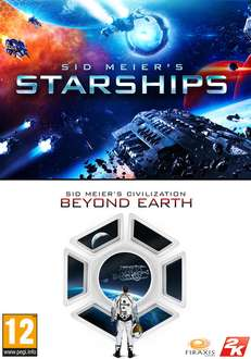Sid Meier's Starships & Civilization: Beyond Earth Bundle (Steam Key)