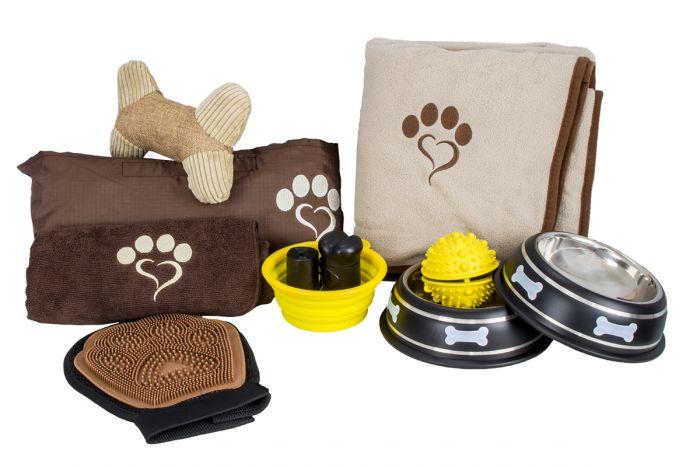 Pets Collection Haustierzubehör-Set 10-teilig für 24,12 bei top12