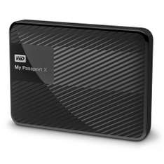 "WD My Passport X 2 TB (2,5"") Recertified für 54,99€ (WD)"