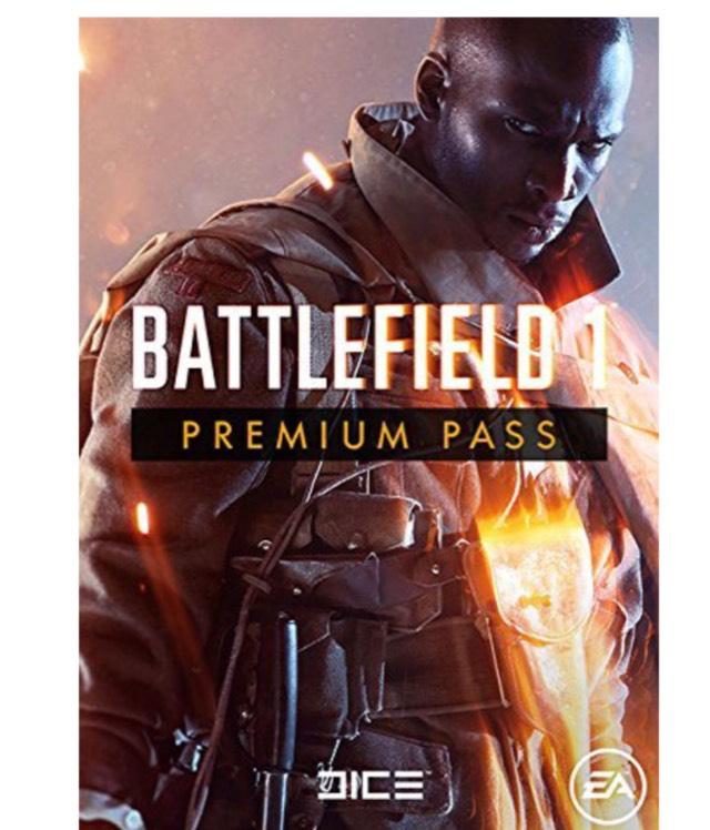 Battlefield 1 Premium Pass (Origin) PC
