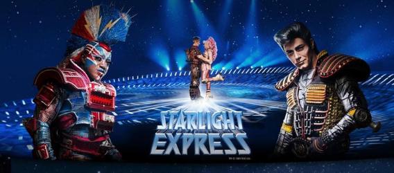 Starlight-Express Musical Tickets Pk1 oder PK2 Tickets ab 46€