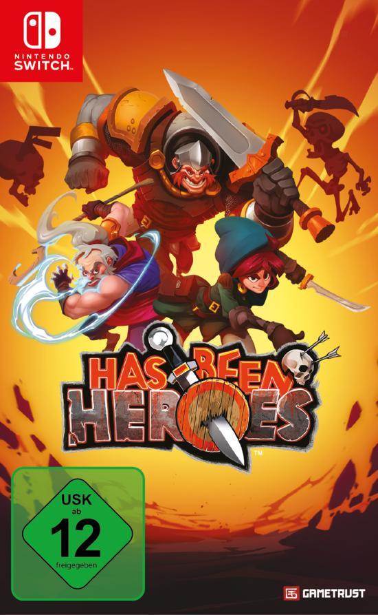 Has-been Heroes (Nintendo Switch/PS4/Xbox One) für 18,86€ (GameStop)