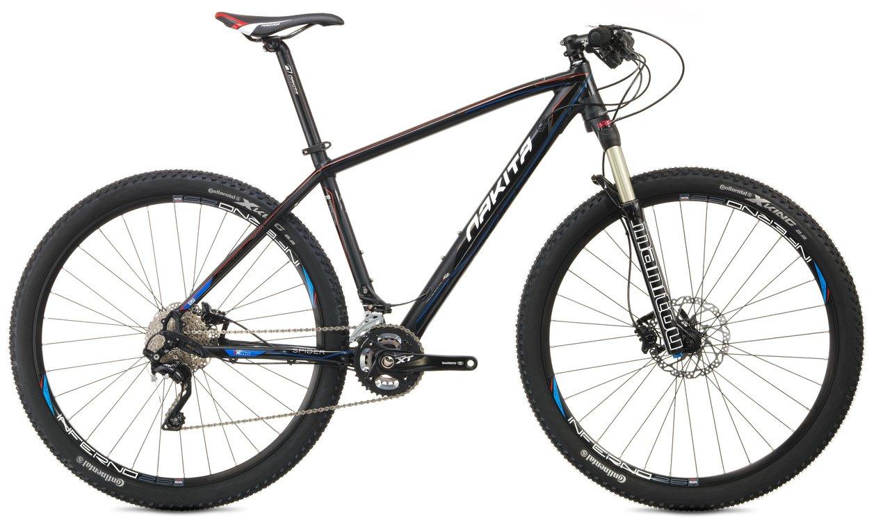 "Nakita Spider 7.5 Big 29"" oder 27,5"" Zoll - Hardtail Mountainbike @ Fahrrad XXL Lagerräumung"