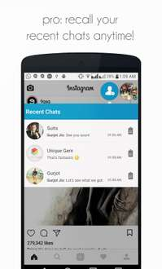 [Android] DirectChat Pro (ChatHeads) kostenlos statt 1,97 €